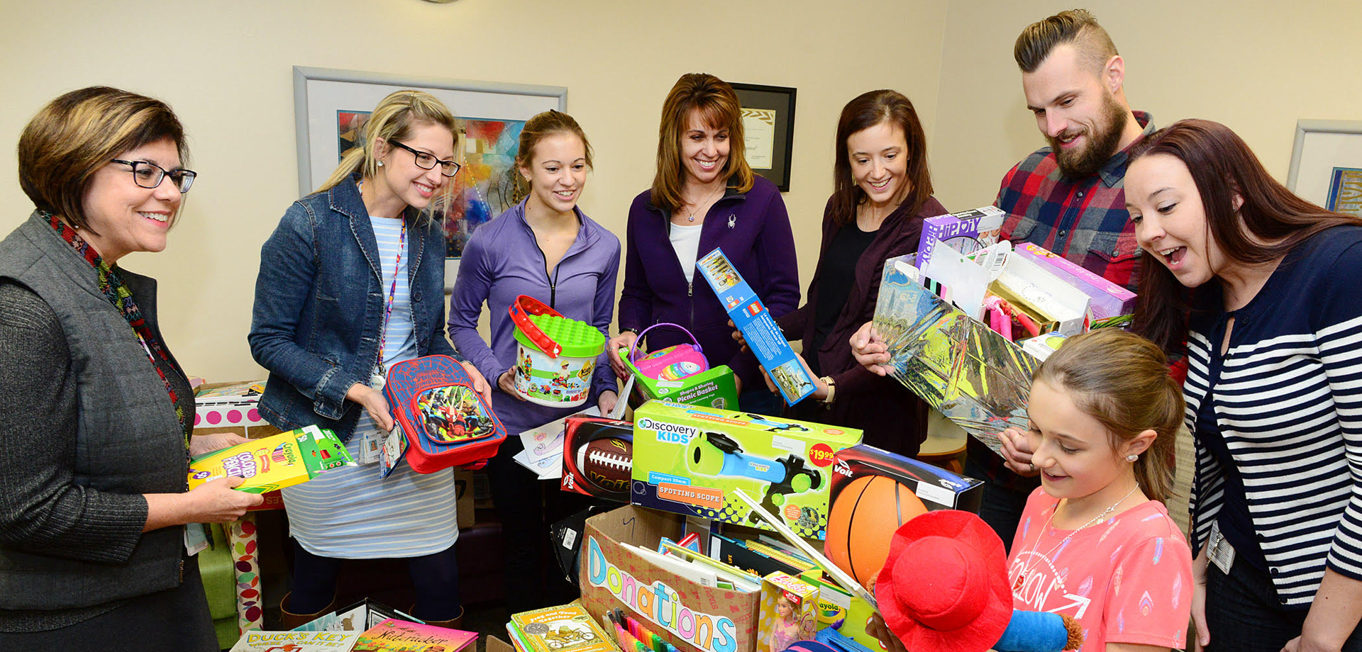 Breath of Life Foundation Toy Drive
